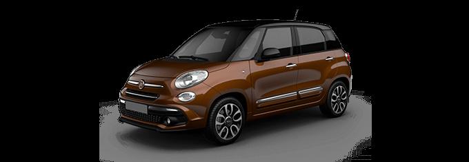 Fiat 500L: le Crossover des familles